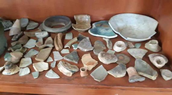 Yuan Dynasty ceramics in Java. Source: Pontianak Post, 20190315