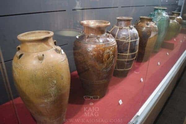 Jar burials at the Sabah Museum: Source: Kato Mag, 20190306