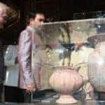 Collector donates 104 ancient artifacts to Thailand