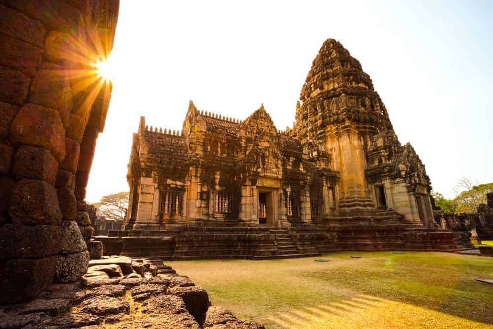 Prasat Hin Phimai. Stock photo from Shutterstock/Suriya Desatit