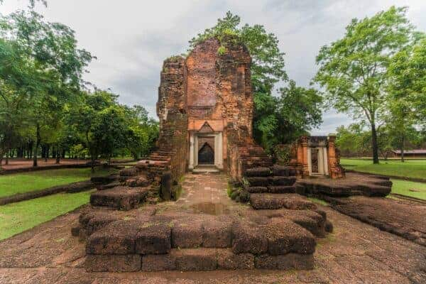 Si Thep Historical Park. Stock photos from Shutterstock/Yeastman