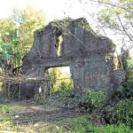 Spanish-era cemetery in Balaoan, La Union demolished; replaced with cockpit arena