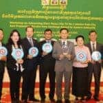 Apsara Authority awarded Smoke-Free Heritage prize