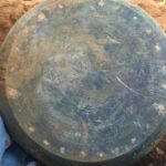 Dong Son-era bronze drum found in Lao Cai