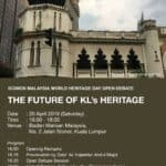 The Future of KL's Heritage