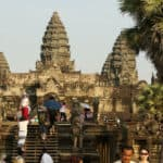 Ticket sales revenue at Angkor temples down 9 percent in Q1