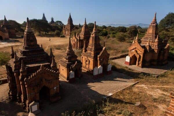 Bagan. Source: Frontier Myanmar, 20190412
