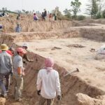 Archaeologists unearth ancient Funan burial site in Prey Veng town