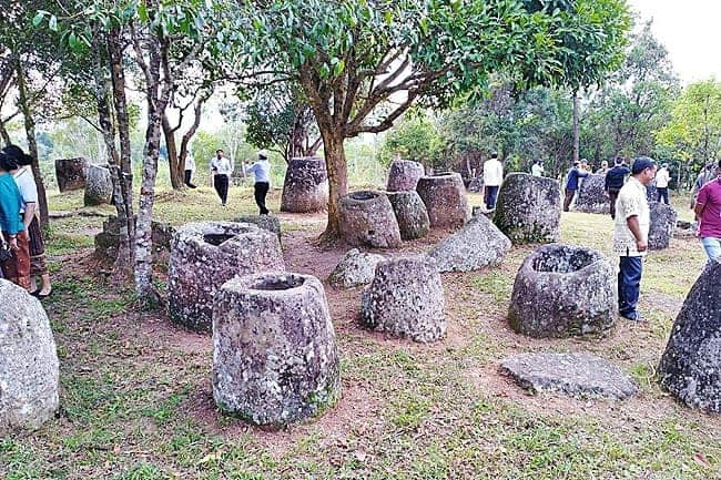 The Plain of Jars. Source: Vientiane Times, 20190517