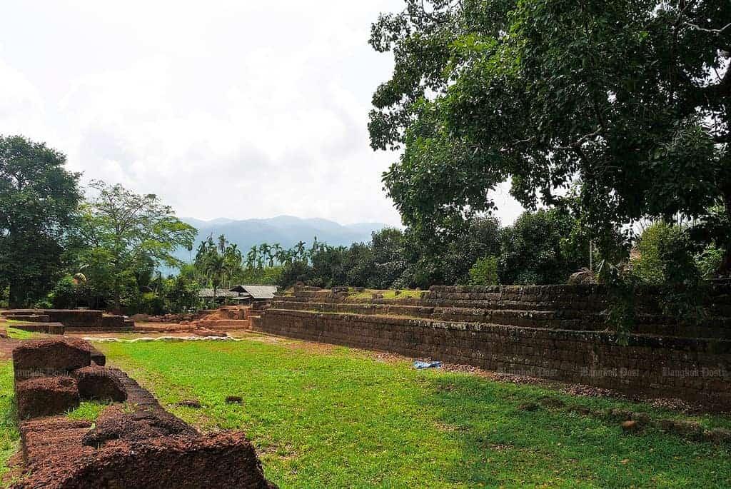 Paniad archaeological site in Chanthaburi. Source: Bangkok Post 20190606