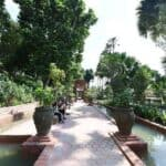 Nine new historical gardens open at Fort Canning Park, with a link to archaeology