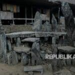 Documenting megaliths in Maluku