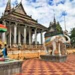 Ten Battambang temples given model status for age and beauty