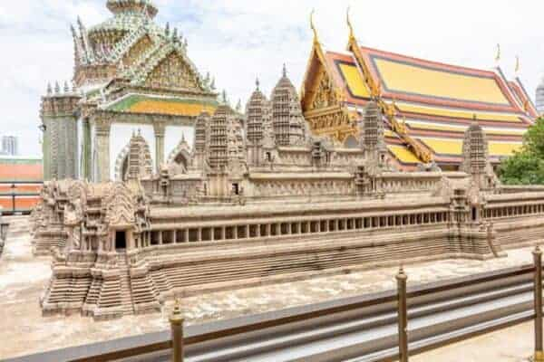 Replica of Angkor Wat in Bangkok. Source: Silpa Mag 20190728