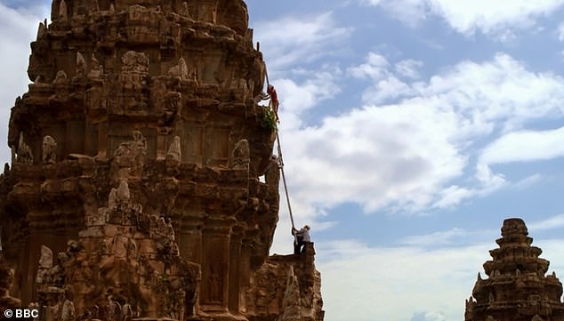 Gardeners of Angkor Source: BBC/The Daily Mail 20190807