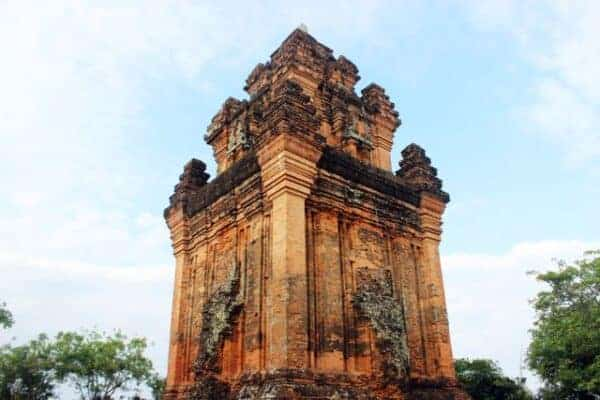 Nhạn Tower in Phú Yên Province. Source: Viet Nam News, 20190802