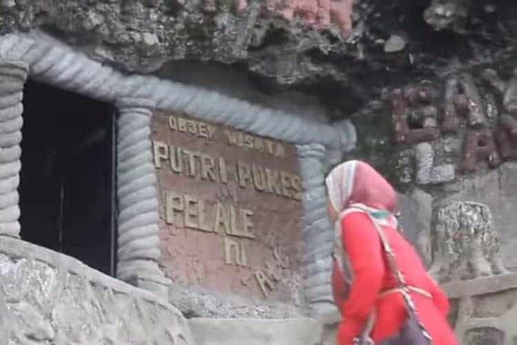 Goa Putri Pukes. Source: Kompas.com, 20190805