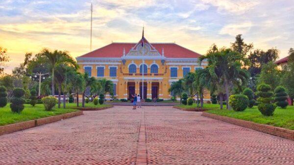 Battambang Provincial Hall. Source: Phnom Penh Post, 20190805