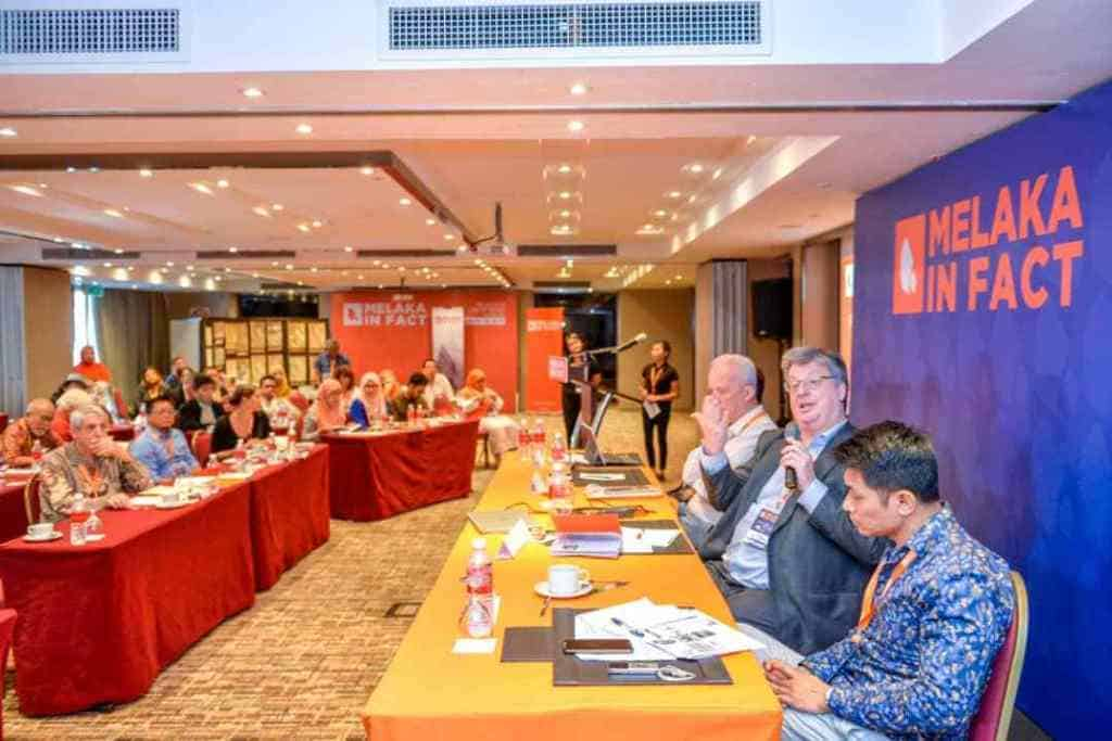 Melaka in the Long 15th Century conference. Source: Business Today, 20190806