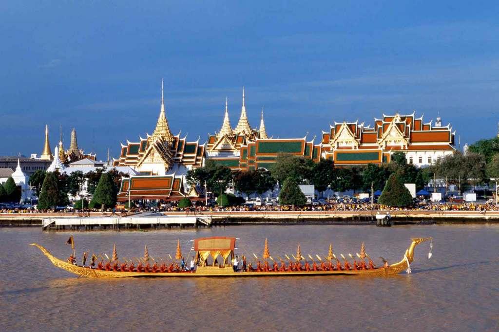 Royal Barge Ceremony. Source: Bangkok Post 20190926