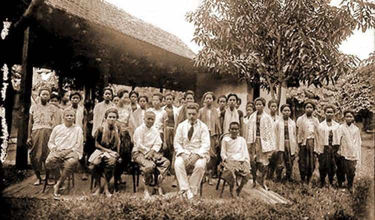 George Groslier and the Royal University of Fine Arts. Source: Khmer Times 20191011