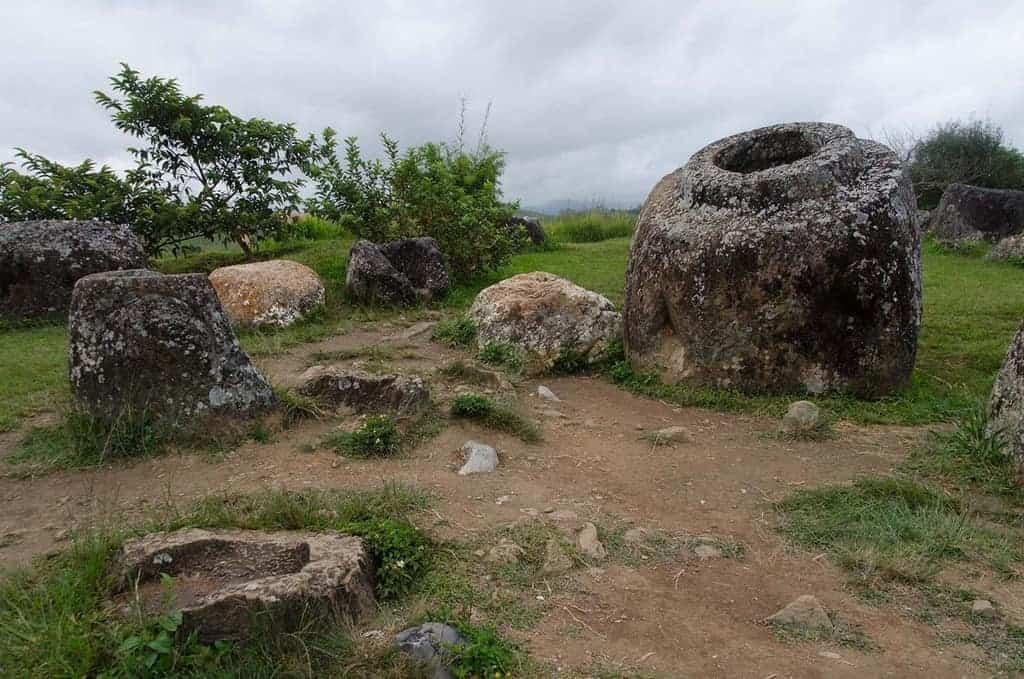 Plain of Jars Site 1, Laos