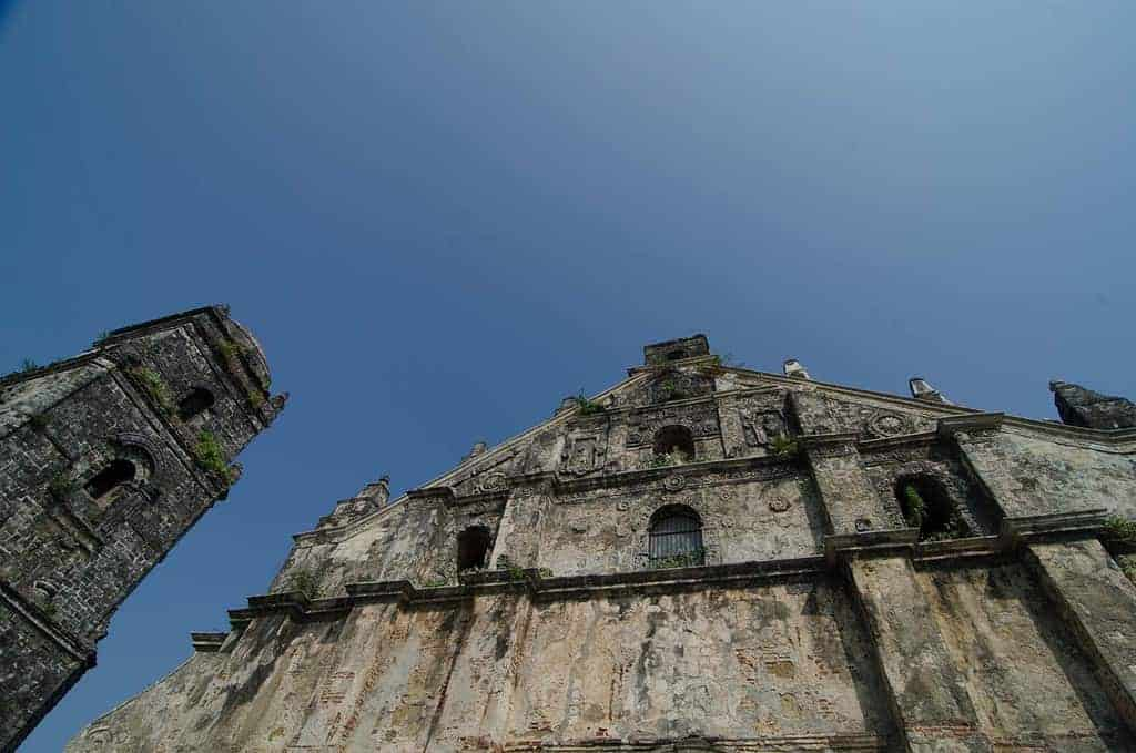 Church of San Agustin, Paoay, Philippines
