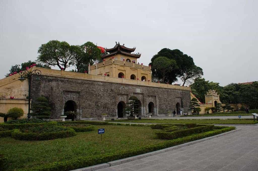 Thang Long Citadel, Vietnam