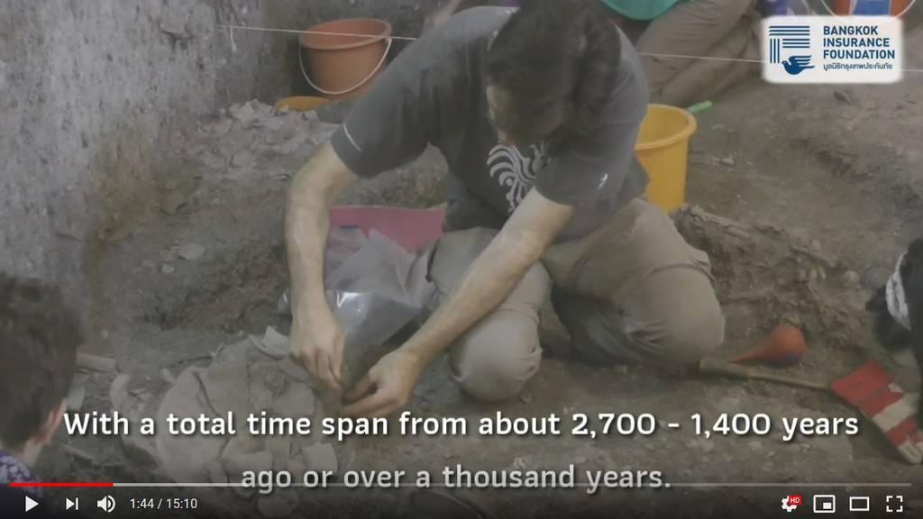 Promthin Tai excavation